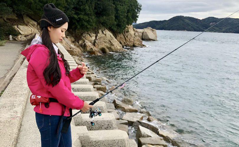 釣りガールの2019秋ファッション!コーデ・服装のポイント(まいまい編)