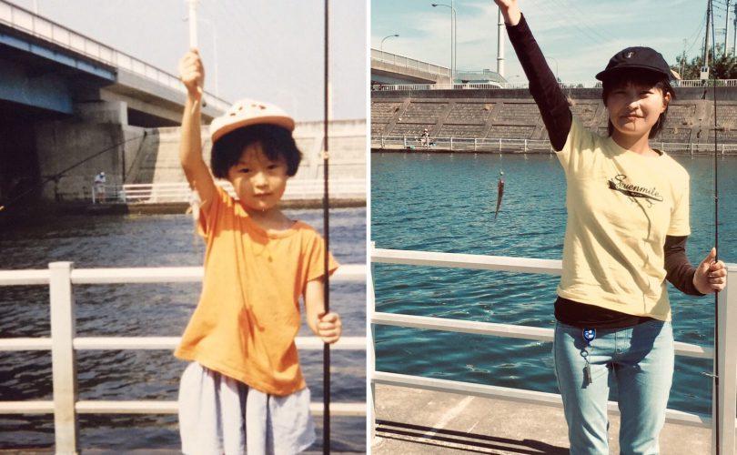 あれから28年…。父と2人でハゼ釣りへ!