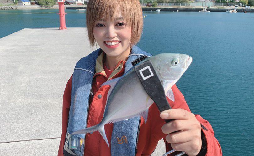 愛媛の釣り2日目?お魚調査!