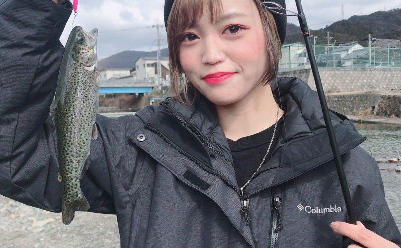 釣りガールの2019秋ファッション!コーデ・服装のポイント(さっちゃん編)
