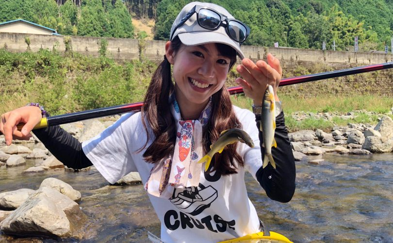 【釣りイベント】有田川で鮎の友釣りに初挑戦?✨