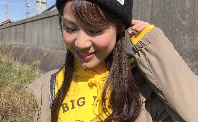 釣りガールの2019秋ファッション!コーデ・服装のポイント(サキやん編)