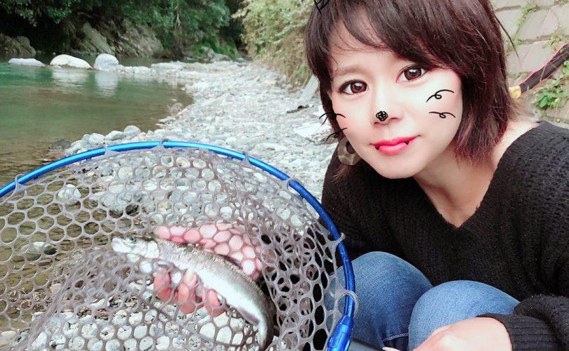 待ちに待った、芥川管理釣り場のオープン!