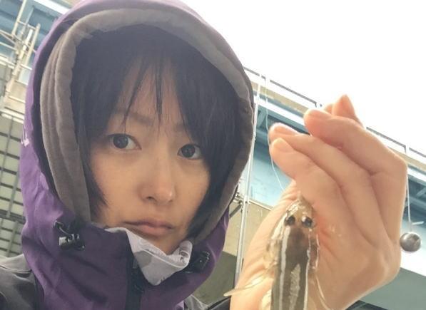 お父さんと今年最後の(?)ハゼ釣りへ!