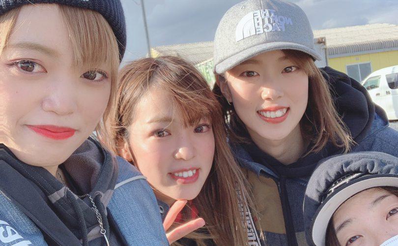 【釣りイベント】釣り堀女子会in釣り堀 岬