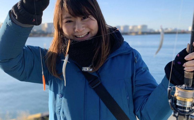 北海道民の定番中の定番!チカ釣り😊🎣