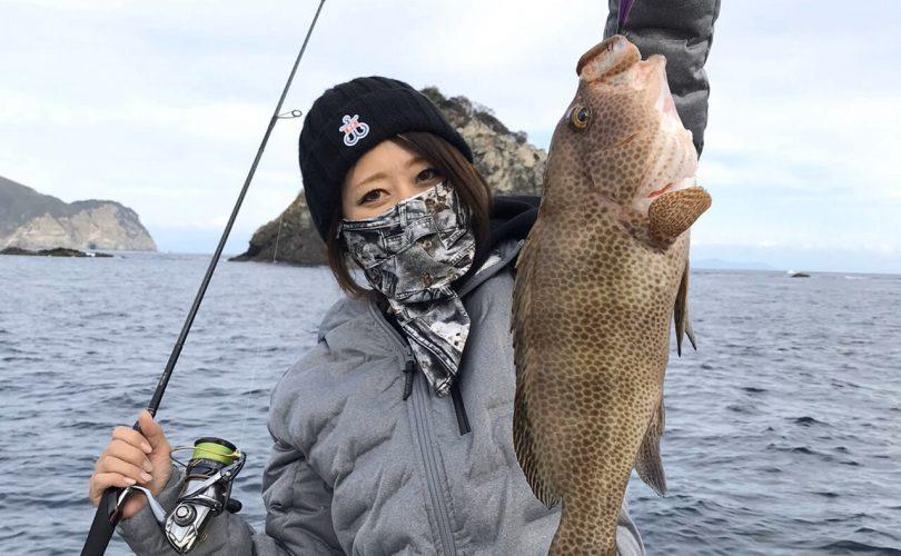 釣りガールの冬コーデ・ファッション!防寒対策のポイントまとめ2019年版(エリカ編)