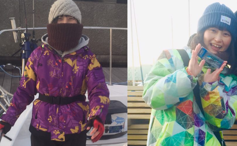 釣りガールの冬コーデ・ファッション!防寒対策のポイントまとめ2019年版(メグタス編)