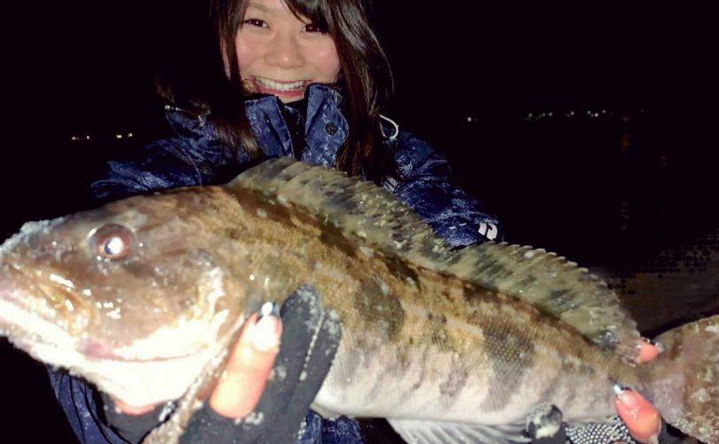夜アブシーズン開幕in北海道👏🎣