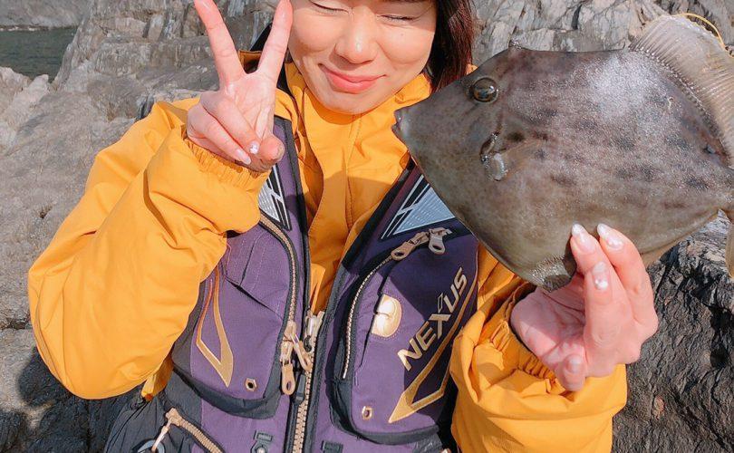 三重県でグレ狙い!磯釣りしてきました♪