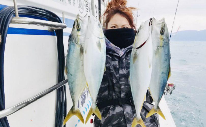 真鯛&鰤狙い></noscript>゜)))彡