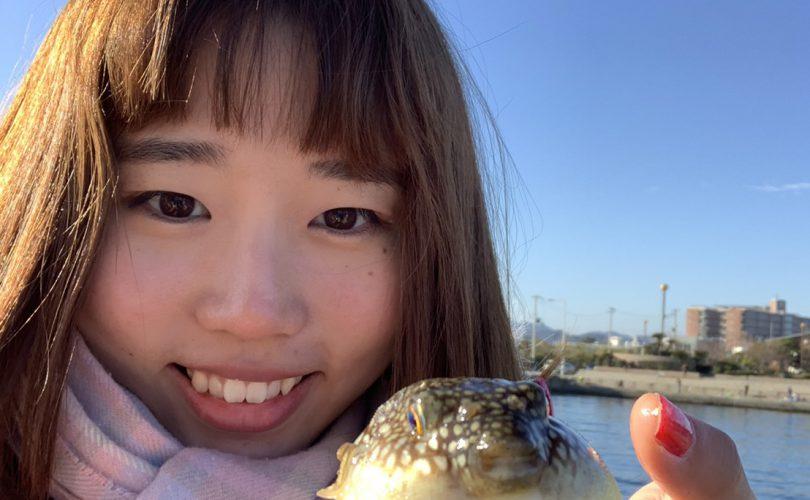 2020年の初釣りは、淡路島に釣り遠征?