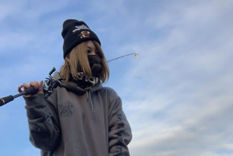 釣りガールの冬コーデ・ファッション!防寒対策のポイントまとめ2019年版(YUI編)