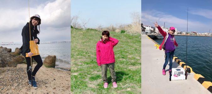 【StayHome応援企画】釣りガールファッション投稿キャンペーンを開催します!