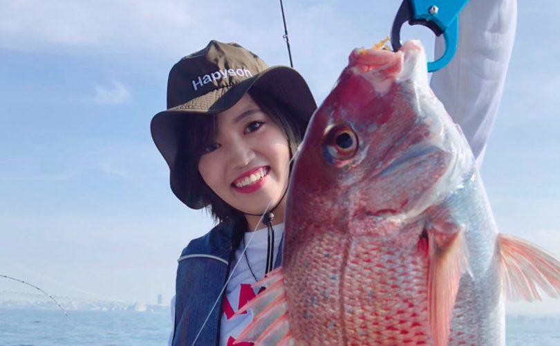 【釣りイベント】タイラバ女子会に参加しました??