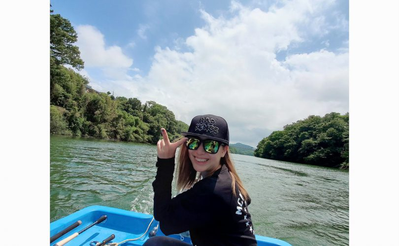 5週目!相模湖でバス釣り!笑