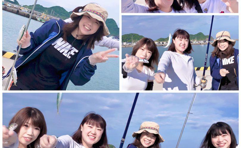 釣りガール応援企画♡釣りデビューを完全サポート♡