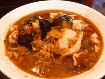 鷹の爪の極辛鳳凰麺