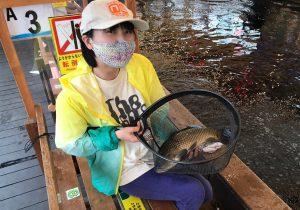 釣り未経験者必見!都内の室内釣り堀レポ