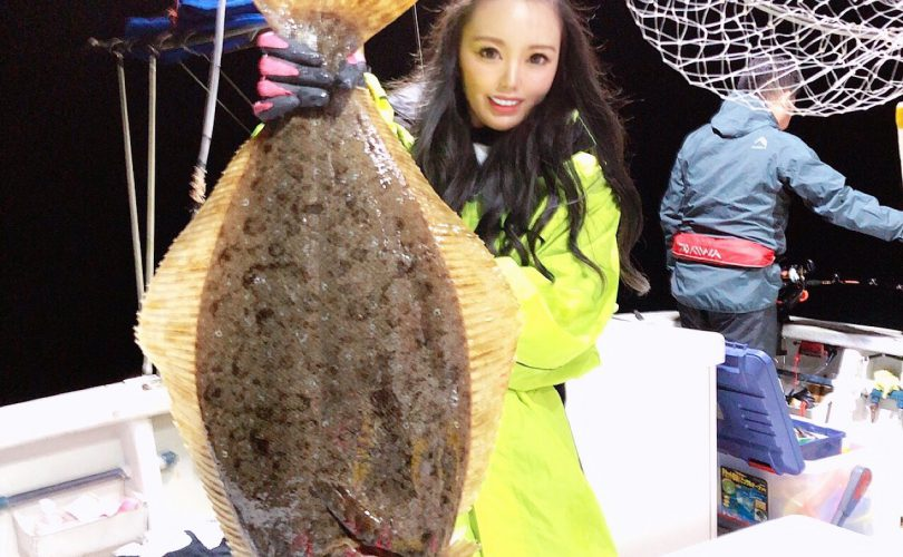 新潟の名立から船で釣りに行ってきました❤️