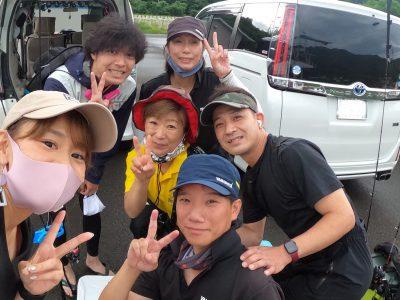 イカメタルが大好き♡小浜の海生丸さんに行ってきました!(バンビ)