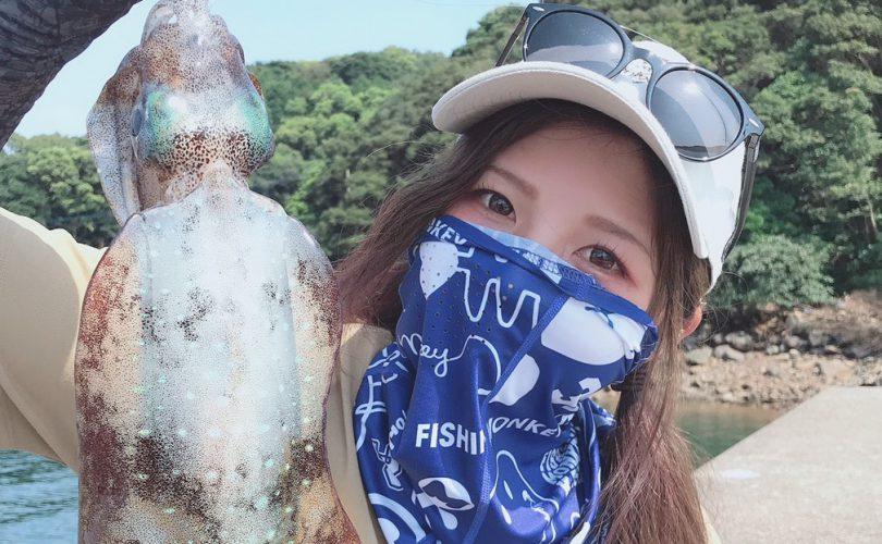 釣りガールの夏ファッション・コーデ!熱中症対策ポイントまとめ2020年版(とんちゃん編)