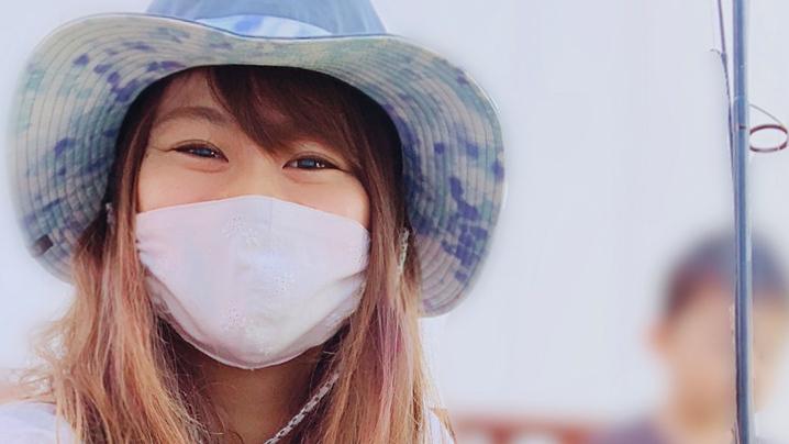 釣りガールの夏ファッション・コーデ!熱中症対策ポイントまとめ2020年版(ユッチ編)