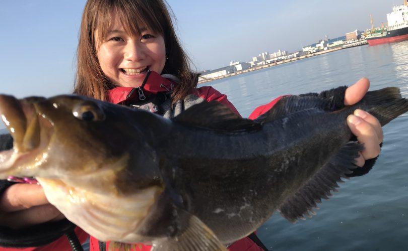 【私の好きな釣り】釣りガールゆっちおすすめ!ロックフィッシュの魅力について✨