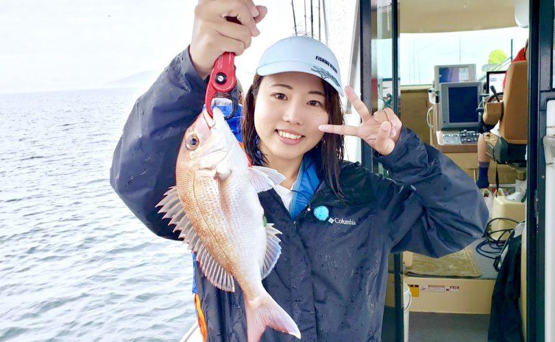 【私の好きな釣り】釣りガールゆっきーが最近ハマってる船釣りの楽しさと魅力について✨
