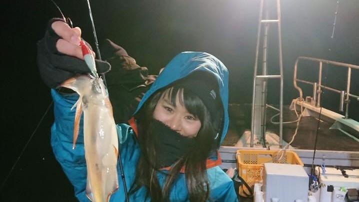 【私の好きな釣り】釣りガールbanbiが大好きなイカメタルの魅力について