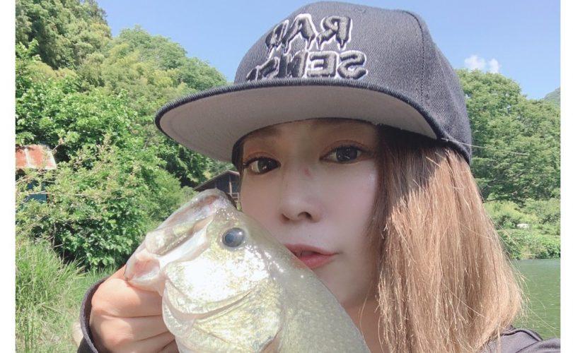 【私の好きな釣り】釣りガールYUIがバス釣りに夢中な理由♪