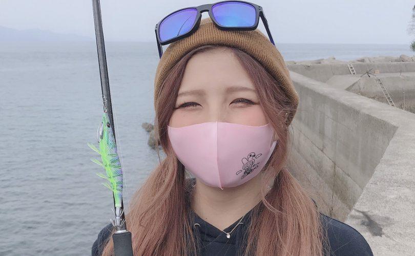 釣りガールの秋冬ファッション・コーデ!気温差対策・アウター活用等2020年版(とんちゃん編)