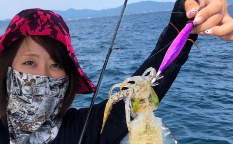 ティップランの準備・注意点とは?エリカの「とある釣りの一日」
