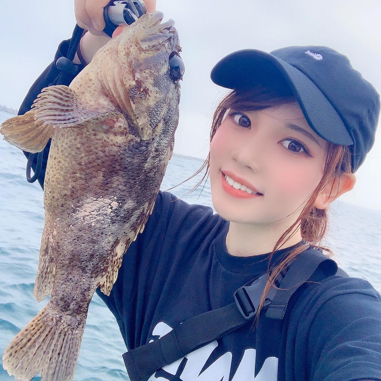 釣りガール_さき