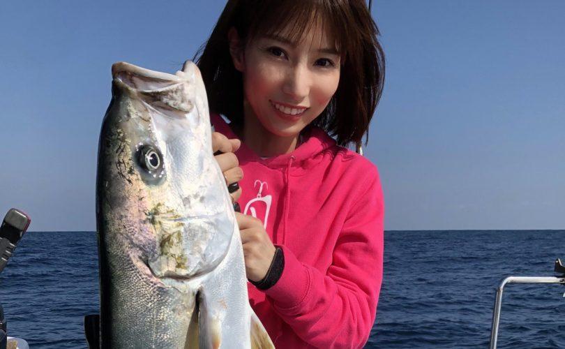 初おろしのロッドでキャスティングデビュー✨下関の角島沖へ!!