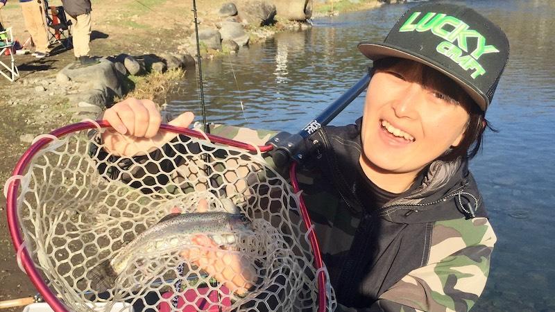 今回は短時間エリアトラウト🎣フィッシングフィールド中津川へ行ってきました!