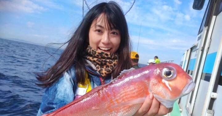 羽田でタチアマリレー🎣アマダイ釣りに初チャレンジ✨