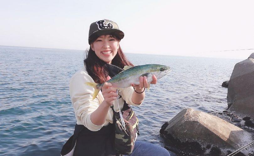 釣りガールましゃの初めて買った釣り具・初心者向け釣り具選びの考え方