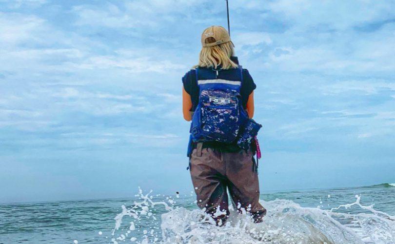釣りガールわーちんの✨初めて買った釣り具✨RBBのフローティングベストのお話(*´꒳`*)