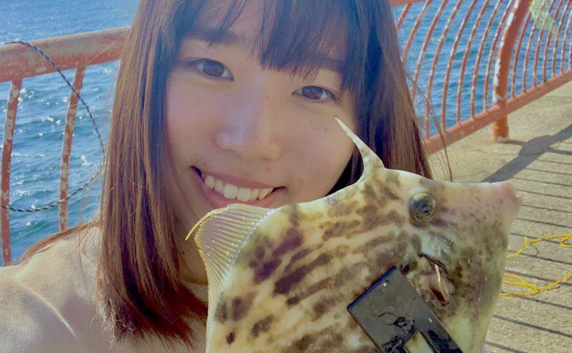 今日こそはイカ🦑釣りたーい!!!平磯海釣り公園に行ってきました!