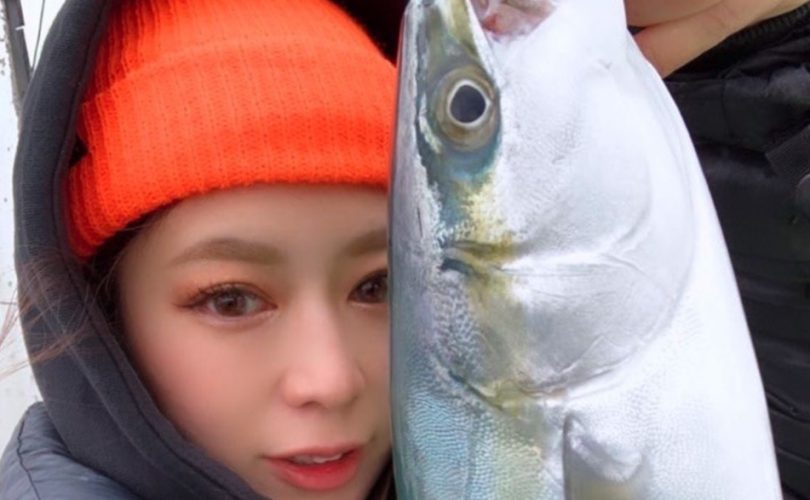 寒い寒い😭釣り部のみんなと相模湾で本命イナダさんをGET!
