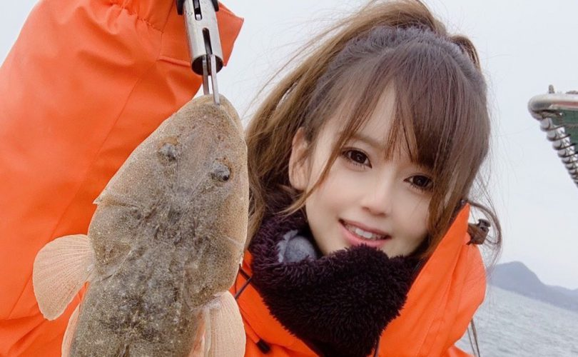 【2021年版】釣り好き女子の冬場の服装は?MARIEのおすすめオフショア釣りコーデ!