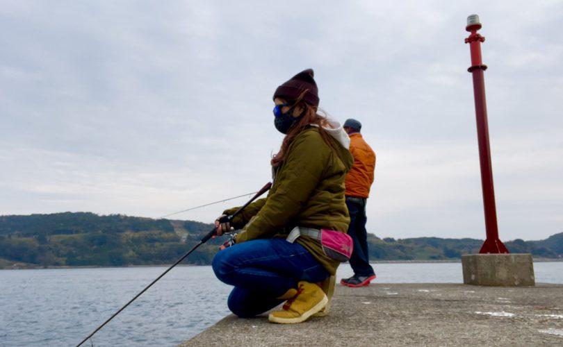 ショア向けの釣り靴は🎣?とんちゃんの磯場・岩場でも安全な靴選びの話♬