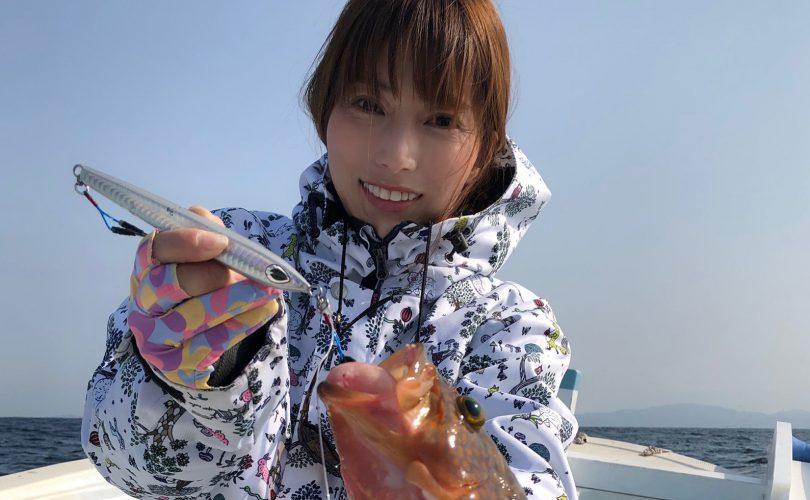 山口県の蓋井島沖でジギング!KAERIで青物を釣る目標達成~✨