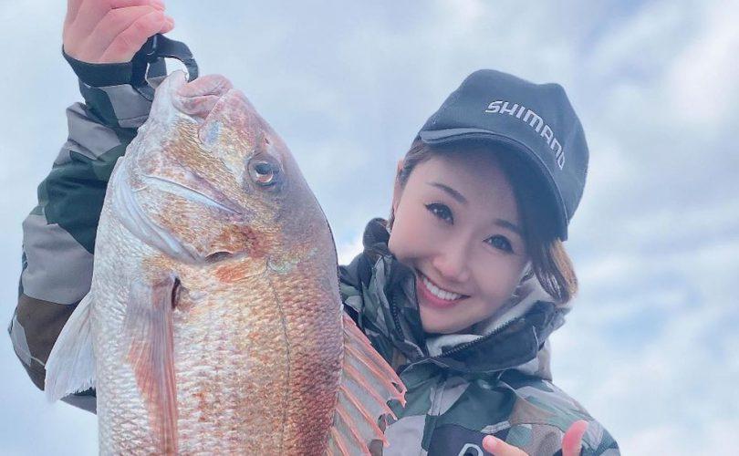 たにけいさんがまんまるサイズの真鯛を爆釣✨🎣4月第3週の釣りガール釣果レポート⭐️