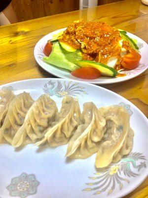 ジャージャー麺や餃子(きんせい)