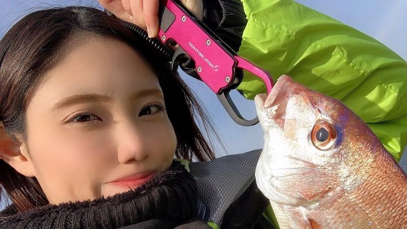 熊本釣りガールRinaの釣りデビューのきっかけとハマった理由✩