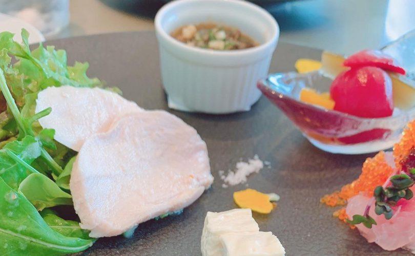 釣り場近くのお気に入りご飯✨糸島の素敵レストラン「HACHIDORI」さんでランチ♪