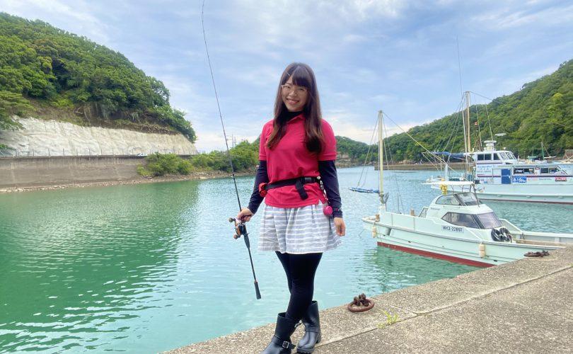 かなっぺ的♡2021夏の釣りガールファッション