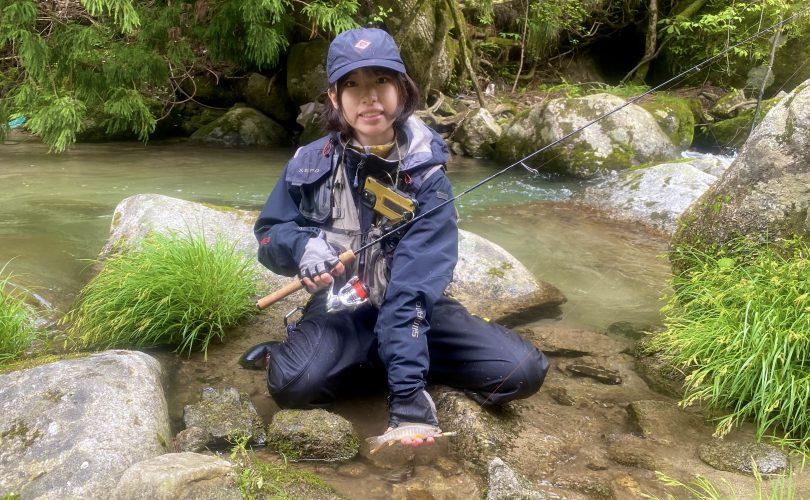 小渓のイワナ×山菜採りのコラボ釣行🐟🌱